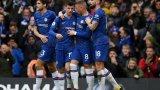Четири гола и четирима различни голмайстори за Челси при разгрома срещу Евертън
