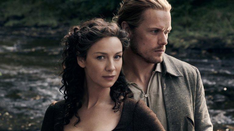 """Феновете на """"Outlander"""" не искат да повярват, че те не са заедно и в живота"""