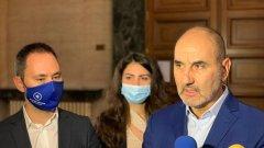 """""""Републиканци за България"""" се стреми към резултат над 400-450 хиляди гласа на следващите избори"""