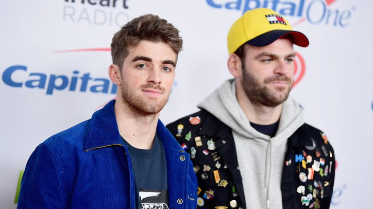 Четвърти в класацията на най-слушаните изпълнители в Spotify са The Chainsmokers. Общата им песен с Coldplay Something Just Like This е на 4-о място по брой стриймвания за 2017 г.