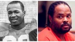 Той се провали в НФЛ и се превърна в масов убиец на белите, но го вкараха в затвора до живот за 66 долара