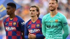 Трансферът на Гризман можеще и да не се осъществи, ако от Барселона не се бяха обърнали към 23 Capital.