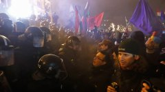 Те са недоволни от новото трудово законодателство и промените в унгарската съдебна система