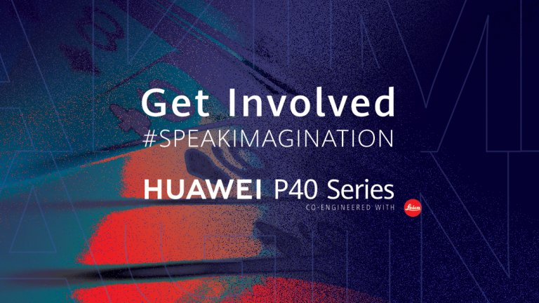 И можеш да спечелиш Huawei P40 Pro...
