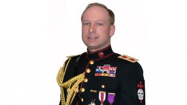 Андрес Брейвик - убиецът от Норвегия