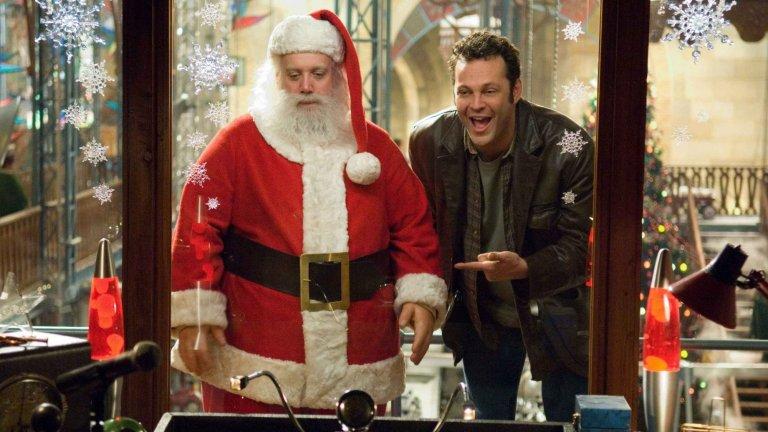 """Винс Вон влиза в неочакваната роля на брата на Дядо Коледа във филма """"Фред Клаус"""". Филмът е абсурдно захаросан, а историята е толкова плоска, че може да мине само на Коледа – когато на никого не му пука особено какво дават по телевизията, защото има подаръци и празнични вечери. Във филма участват още Пол Джамати, Елизабет Банкс и...Лудакрис"""