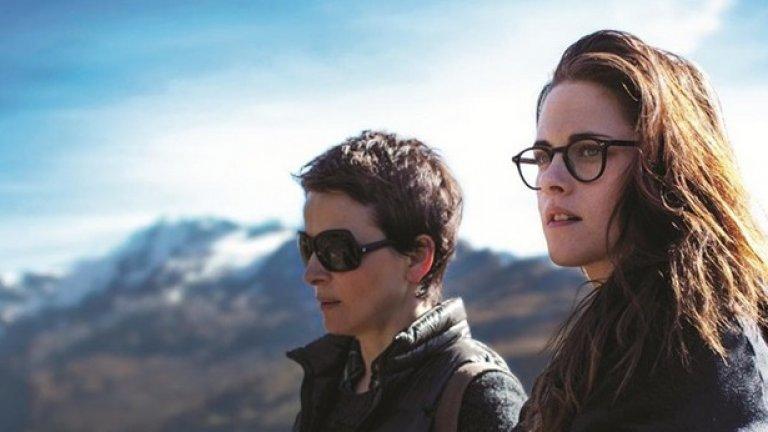 """Така тя стана първата американка, спечелила френския еквивалент на """"Оскар"""" - а до нея във филма е величие като Жулиет Бинош"""