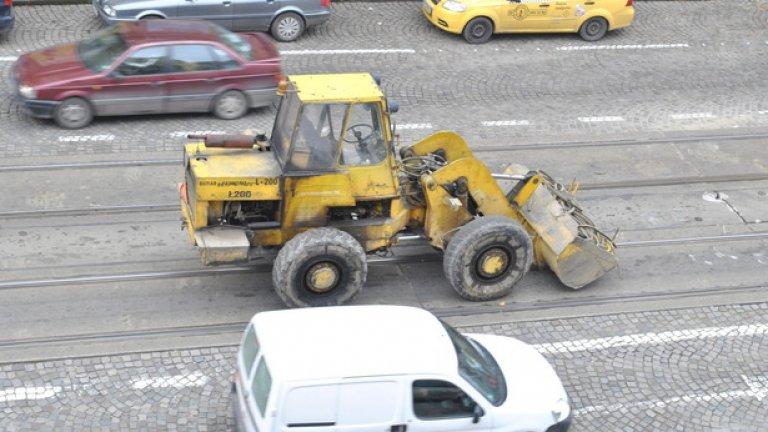 """Промени има и заради ремонта на бул. """"Дондуков"""""""