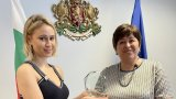"""Мария Бакалова стана """"посланик на дестинация България"""""""