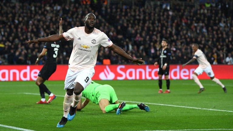 Лукаку има вече 6 гола в последните си 3 мача за Юнайтед и доказа, че може да бъде важна фигура в новия Юнайтед на Солскяер