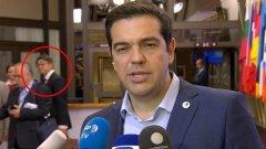 Глен Ким беше забелязан сред гръцкия преговорен екип в Брюксел след инфарктното заседание на Европейския съвет на 13 юли. Според германската преса именно той е изиграл ключова роля за договарянето на условията по новата финансова програма за Гърция.