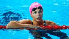 Юлия Ефимова е сред отстранените плувкини от Русия