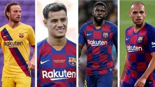 Барселона иска да се отърве от цял отбор, търси купувачи на 12 футболисти