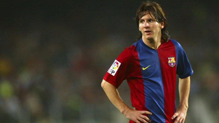 Лионел Меси няма да облече екипа на Барселона в следващите 15 дни