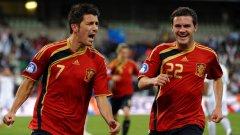 Хуан Мата и Давид Вия ще продължат да играят заедно на клубно ниво