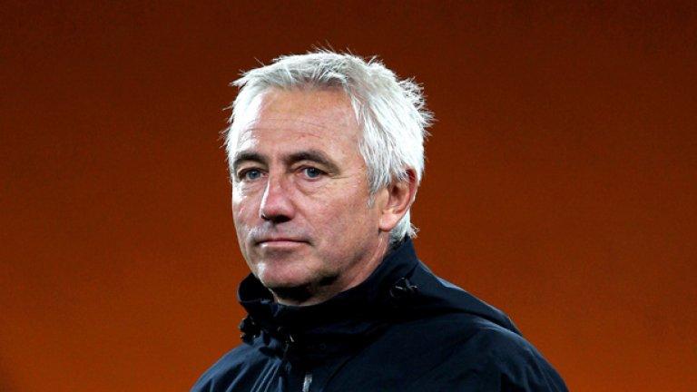 Треньорът Берт ван Марвайк успя да създаде спокойна и приятелска атмосфера в националния тим, който в навечерието на други големи първенства често е бил раздиран от скандали