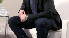 Сдържан, самовглъбен и погълнат от работата - такъв изглежда актьорът Джейк Джилънхол в разговор на четири очи с Тим Адамс от The Guardian