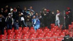 Нови инциденти в Билбао