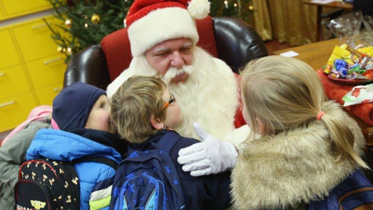 Няма нищо опасно, ако детето ви вярва в Дядо Коледа до по-късна възраст