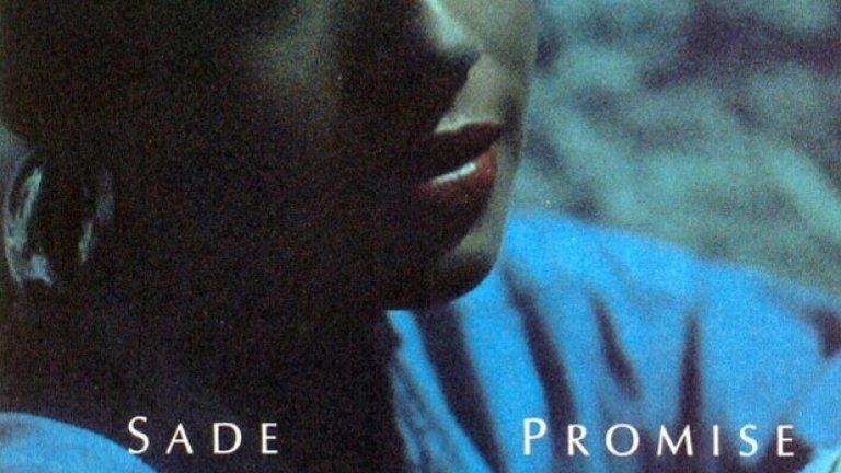 Sade – Promise (1984)  Този кадър е успял да улови сумрачната топлина в музиката на Шаде.