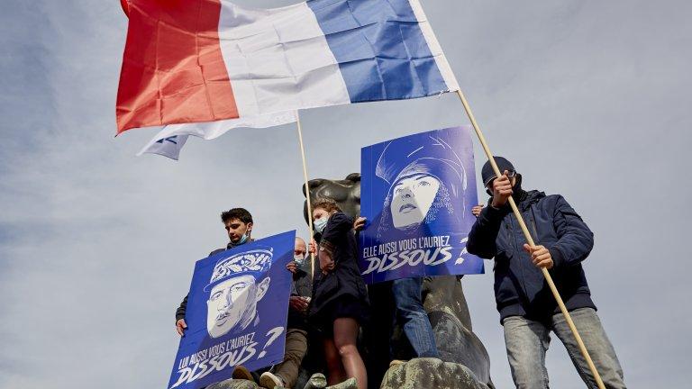 """Една от най-старите групи в Европа от """"новата вълна на крайното дясно"""" - оригиналният френски клон на """"Генерация идентичност"""" - ще бъде разпусната и забранена от правителството в Париж."""