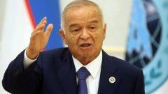 Ислам Каримов държи властта в Узбекистан от 1989 г. насам