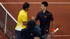 Рафаел Надал и Новак Джокович ще изиграят утре вечер шестият финал един срещу друг за 2011 г.