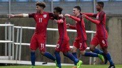 Новата генерация на английския футбол