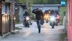 """Няма задържани за """"мотошествието"""" през ромската махала в Русе"""