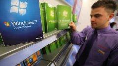 Какво се задава след Windows 7 и Windows 10?