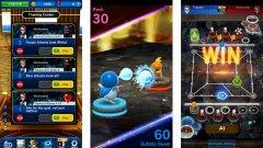 Pokemon Duel (The Pokеmon Company/iOS, Android)  Бъдете откровени - знаете ли, че от няколко седмици вече има нова Pokemon игра на пазара? За разлика от предизвикалата истерия Pokemon Go, новата Pokemon Duel дебютира с по-малко шум, но това не означава, че не си заслужава.  Този път имаме стратегическа настолна игра, в която геймърите отново събират джобни чудовища, преди да се изправят в познатите битки с други играчи. Pokemon Duel предлага както официални мултиплейър битки, които ви носят точки в глобалното класиране, така и неофициални, за да се забавлявате с играта без излишно напрежение. Стратегическото мислене обаче е задължително, защото добре трябва да прецените как ще разположите и придвижите героите си. Всяка игра започва с шест избрани от вас чудовища, а победител е този, който пръв придвижи едно от тях до опонента си. Играта е безплатна, като единственото условие е да имате устройство с Android 5.0/iOS 7.0 или по-висока.