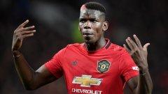 Юнайтед може да върне Погба в Ювентус, за да вземе Де Лихт