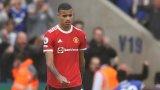Трагичен в защита Юнайтед сложи край на серията си в гостувания