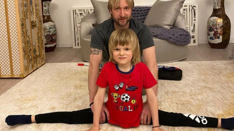 """""""Тате, боли ме!"""", проплаква Гном Гномич, но на 7-годишния син на шампиона му е забранено да се отказва"""