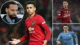 Рио Фърдинанд назова Топ 5 талантите на Висшата лига