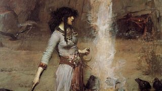 Варенето на бира и появата на вещиците са свързани