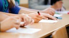 Оценката от националното външно оценяване влиза в бала им за кандидатстване за гимназия