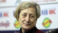 Нешка Робева вече не е чален на Управителния съвет на Българска федерация по художествена гимнастика