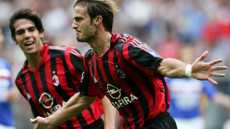 37. Алберто Джилардино (2005-2008, 44 гола в 132 мача)