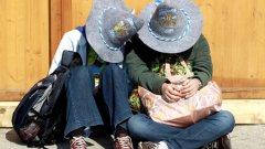 Ако настоящата тенденция във Франция продължи, новите граждански съюзи скоро ще надминат по брой сватбите...