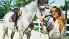 Общуването с конете дава възможност за възстановяване на загубената енергия