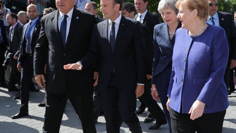 """Ако оставим настрана имиджовите ефекти от разходката по """"Моста на влюбените"""" на Борисов, Меркел, Мей и Макрон, какви бяха резултатите от шестте месеца на председателството?"""
