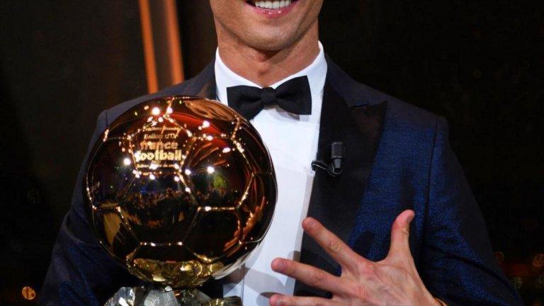 4. Роналдо е номиниран за 14-и пореден път! Португалецът отново поставя рекорд по този показател. Той продължава да води на дългогодишния си съперник Лионел Меси, който има 13 поредни номинации.