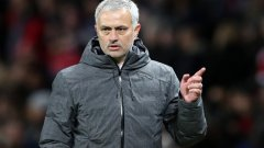 Жозе Моуриньо каза, че Манчестър Юнайтед все още не е готов да доминира отново