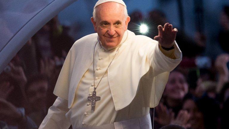 Причината е дипломатическият разрив между Вашингтон и Ватикана