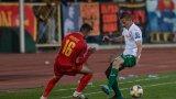 Минчев има 10 гола в 74 мача за варненци и четири пъти е обличал екипа на националния отбор на България.