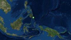 Земетресение от 6,9 по Рихтер разтърси Филипините