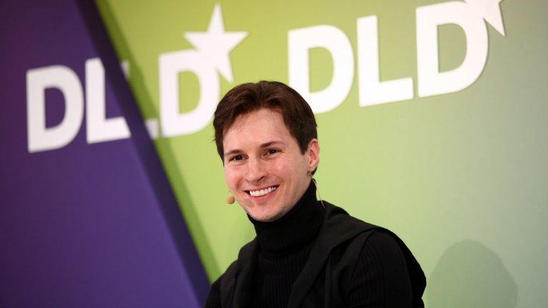 """Павел Дуров - фен на """"Матрицата"""", на нож с руските власти и на ръба със социалната си мрежа"""