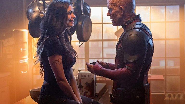 Жената до Deadpool  Най-голямата роля на Бакарин на големия екран също е в продукция, свързана с комиксите. Става дума за двата филма за Deadpool. Там тя играе Ванеса - ослепителната любима на главния герой (Райън Рейнолдс), която заради него често се забърква в неприятности. Ролята е от онези, за които актьорите подписват договор за няколко филма, но Бакарин е споделяла, че харесва Deadpool и Ванеса, което за нея е най-добрият вариант, когато се ангажираш с франчайз. А това, че се е познавала с Рейнолдс преди снимките е направило всичките секс сцени (а те не са малко) доста по-лесни и по-малко неловки.