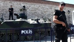 Мъжът е планирал нападението да бъде на централния площад Таксим
